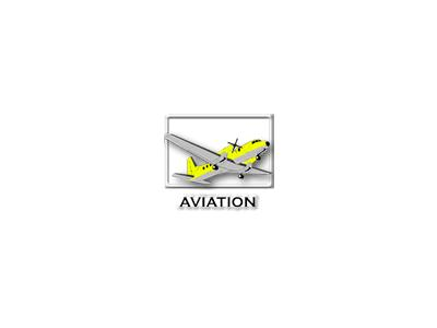 Logo Vehicles Planes 022 Animated