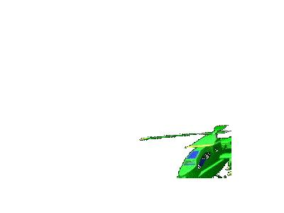 Logo Vehicles Helicopters 013 Animated