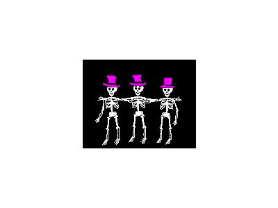 Logo Horror 091 Animated