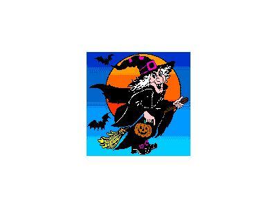 Logo Horror 130 Animated