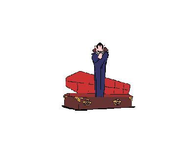 Logo Horror 045 Animated