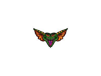 Logo Horror 062 Animated