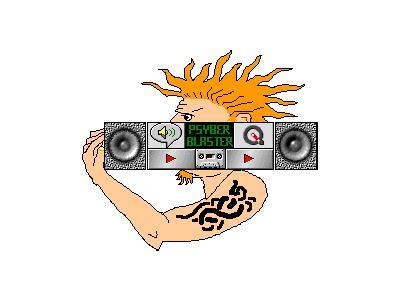Logo Tech Audio 033 Animated