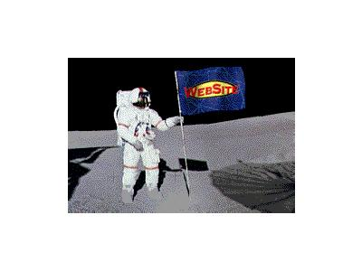 Logo Skyspace Astronauts 008 Animated