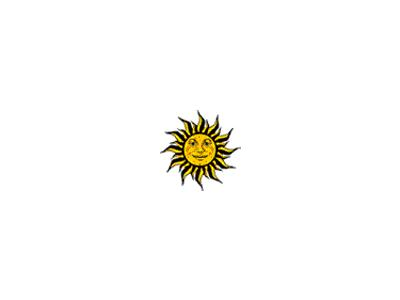 Logo Skyspace Sun 013 Animated