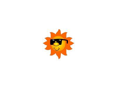 Logo Skyspace Sun 006 Animated