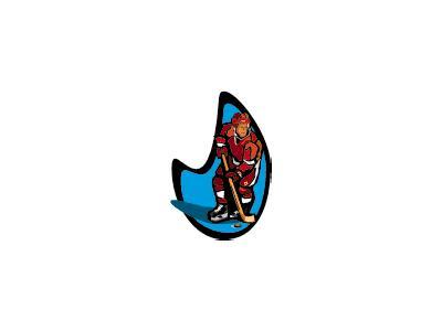 Logo Sports Hockey 010 Color