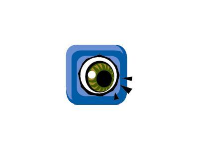Logo Bodyparts Eyes 077 Color
