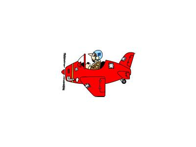 Logo Vehicles Planes 044 Color