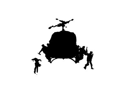 Logo Vehicles Helicopters 002 Color