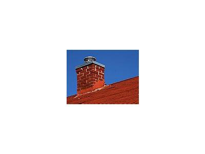 Photo Small Chimney Building