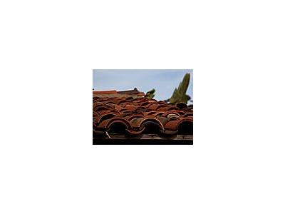 Photo Small Roofing Tiles Building