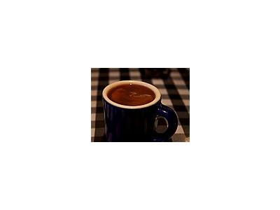 Photo Small Coffee Cup Drink