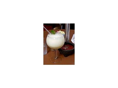 Photo Small Blended Margarita Drink