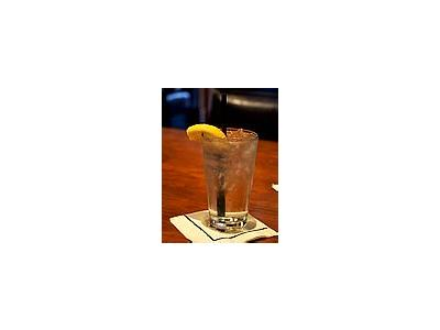 Photo Small Ice Water Glass Drink