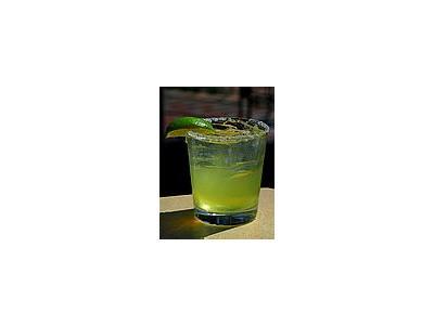 Photo Small Margarita Drink Drink