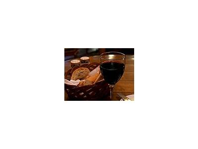 Photo Small Red Wine Drink
