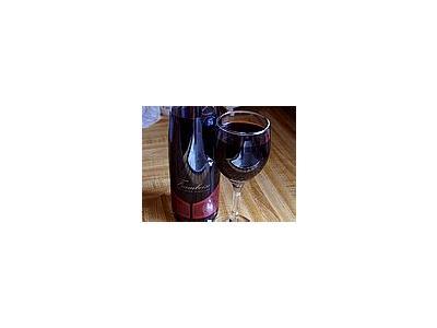 Photo Small Wine Port Glass Drink
