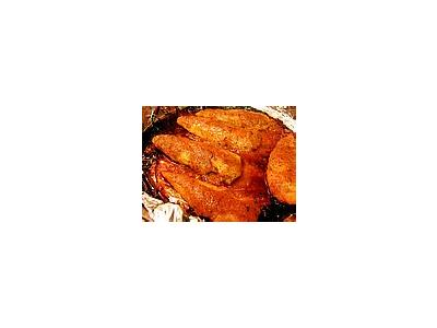 Photo Small Chicken Steaks Food