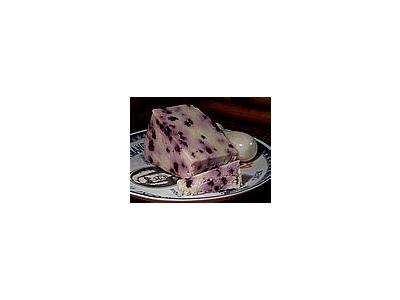 Photo Small Blueberry White Stilton Food