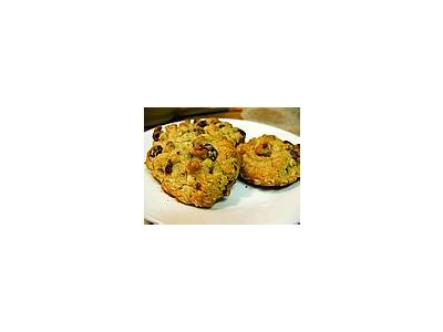 Photo Small Cookies Food