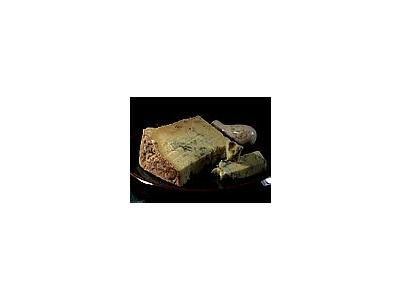 Photo Small Dorset Blue Vinny Cheese Food