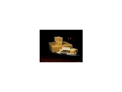 Photo Small Edam Cheese Food