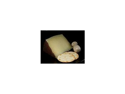 Photo Small El Trigal Manchego Cheese Food