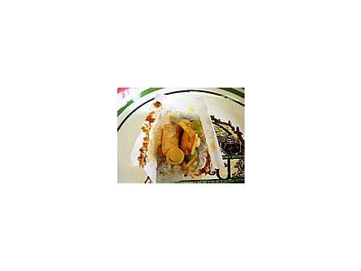 Photo Small Food Plate 3 Food