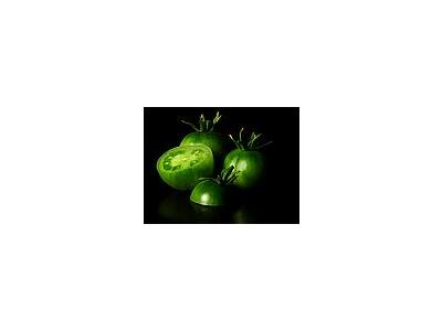 Photo Small Green Tomatoes 2 Food