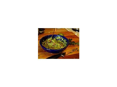 Photo Small Guacamole Food