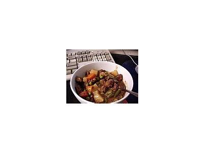 Photo Small Stew Food