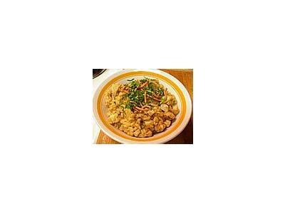 Photo Small Thai Chicken Rissoto Food