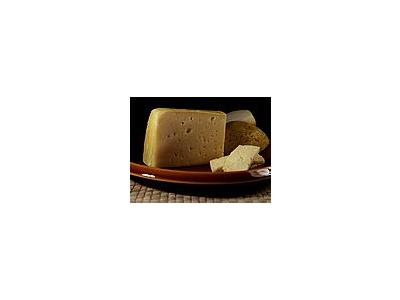 Photo Small Tilsit Cheese 2 Food