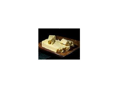 Photo Small Wensleydale Cheese Food