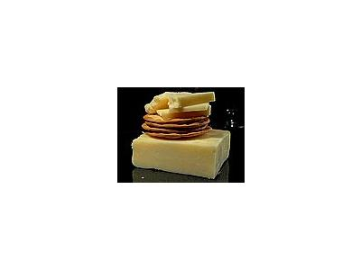 Photo Small White Cheddar Cheese Food