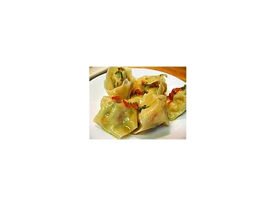 Photo Small Wontons 2 Food