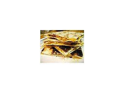 Photo Small Quesadilla Food