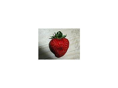 Photo Small Strawberry Glass 3 Food