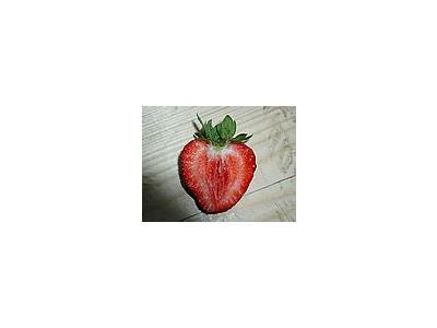 Photo Small Strawberry Glass 8 Food