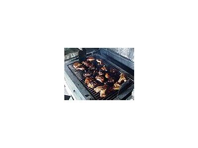 Photo Small Barbecued Chicken 2 Food