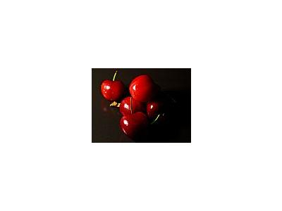 Photo Small Cherries Food
