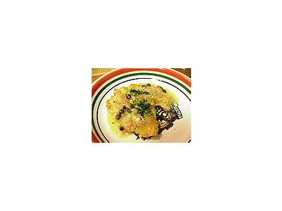 Photo Small Chicken Piccata Food