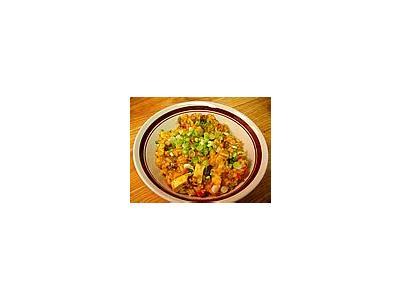 Photo Small Jambalaya Food