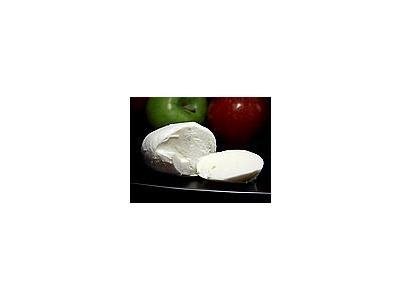 Photo Small Mozzarella Cheese Food