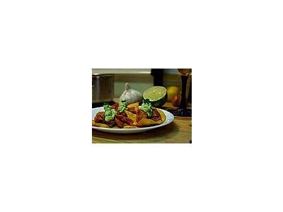 Photo Small Nachos 2 Food
