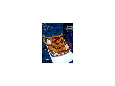 Photo Small Onion Rings Food Food