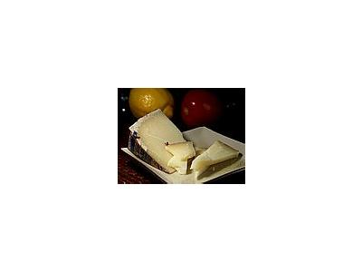 Photo Small Pecorino Sardo Cheese Food