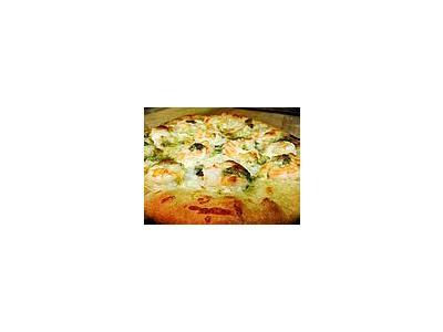Photo Small Pizza 2 Food