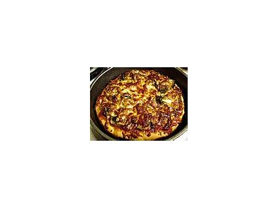 Photo Small Pizza 6 Food